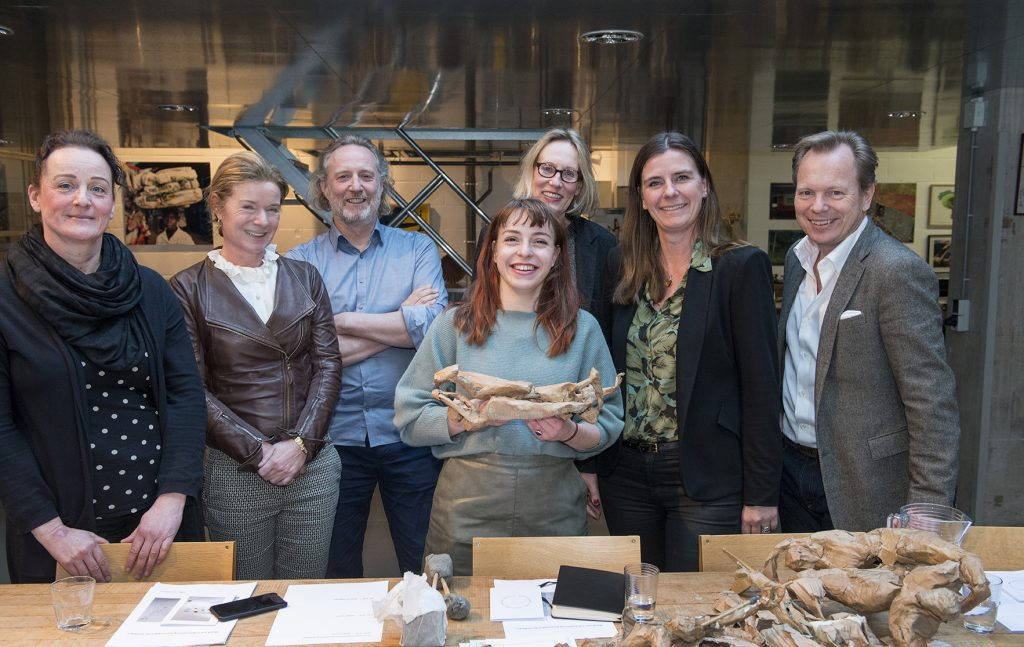 new_Foto_Nadine van Veldhuizen en jury